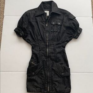 Diesel | Socorro Shirt Dress NWT